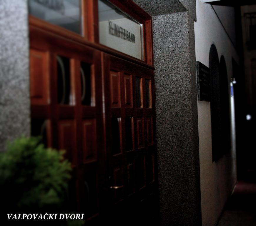 Valpovački Dvori sobe