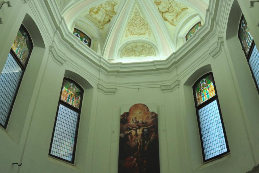 Dvorska kapela sv. Trojstva